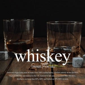 Legal definition of American single malt whiskey approved
